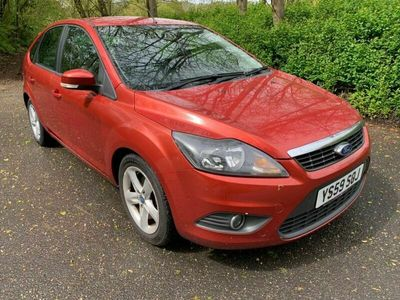used Ford Focus 1.6 Zetec 5dr