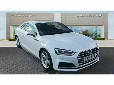 used Audi A5 2.0 TFSI S Line 2dr