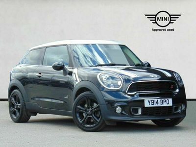 used Mini Cooper S Paceman ALL4