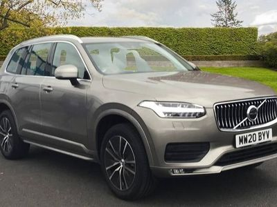 used Volvo XC90 2.0 B5D [235] Momentum Pro 5dr AWD Geartronic