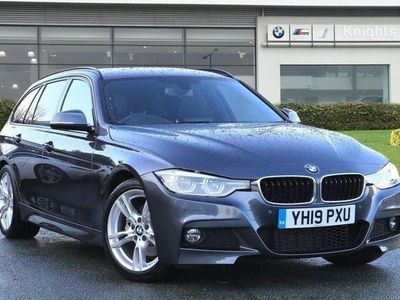 used BMW 330 3 Series I M Sport 5Dr Step Auto