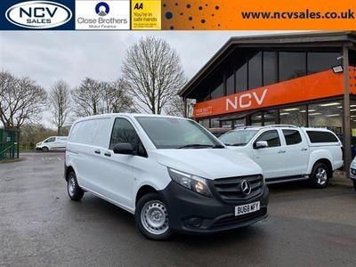 used Mercedes Vito 1.6 111 CDi FWD L1 EU5 5dr