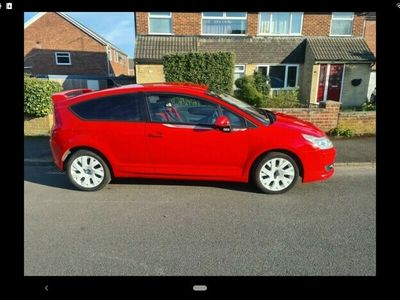 used Citroën C4 1.6i 16v by Loeb Coupe 3d 1587cc