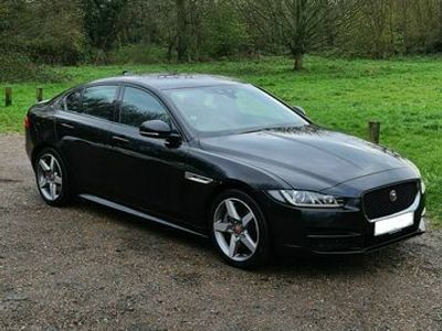 used Jaguar XE 2.0i R-Sport Auto (s/s) 4dr