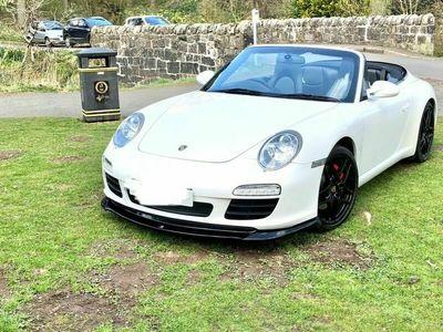 used Porsche 911 Carrera S Cabriolet 911 3.8 997 PDK 2dr