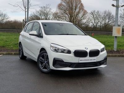 used BMW 225 2 Series Xe Sport 5Dr Auto