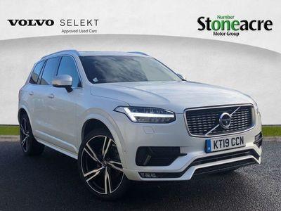 used Volvo XC90 2.0 T5 R-Design Pro SUV 5dr Petrol Auto 4WD (s/s) (250 ps)