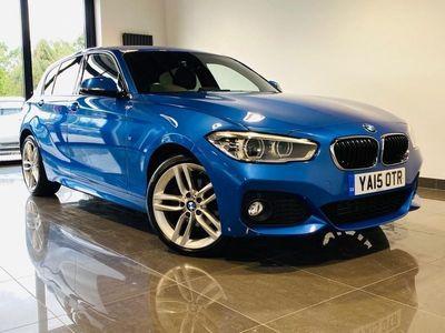 used BMW 120 1 SERIES 2.0 D XDRIVE M SPORT 5d 188 BHP