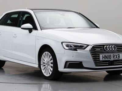 used Audi A3 e-tron 1.4L TFSI