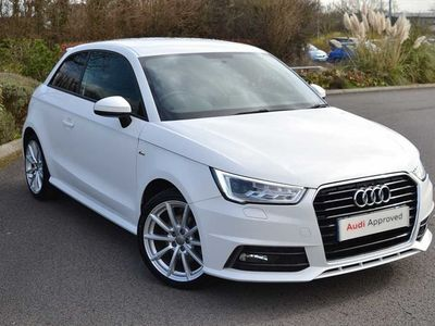 used Audi A1 S line 1.4 TFSI 150 PS 6 speed