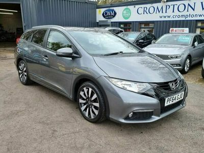 used Honda Civic 1.8 I-VTEC SR TOURER 5d 140 BHP CONTACTLESS PURCHASE AVAILABLE!