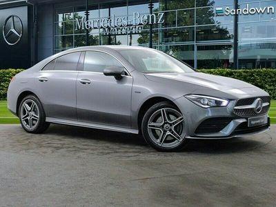 used Mercedes CLA250 ClaAMG Line Premium 4dr Tip Auto