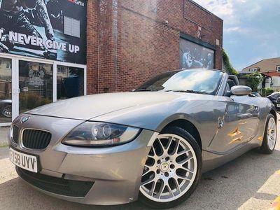 used BMW Z4 2.0 i Sport Roadster 2dr