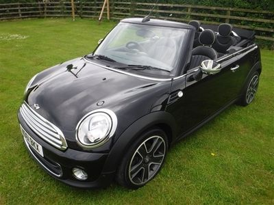 used Mini One Cabriolet ONE PEPPER PACK