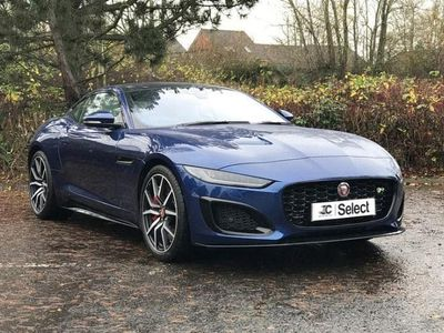 used Jaguar F-Type 5.0 P575 Supercharged V8 R 2dr Auto AWD