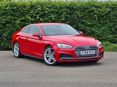 used Audi A5 3.0TDI S Line (286ps) Coupe 2d Tiptronic