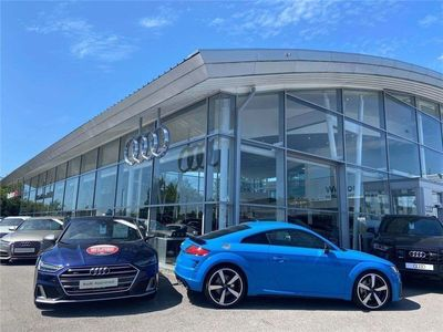 used Audi TT Coupe S line 1.8 TFSI 180 PS 6-speed