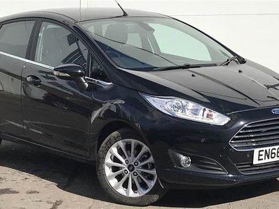 used Ford Fiesta 1.0 Ecoboost 125 Titanium X 5Dr
