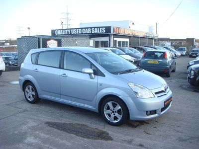 used Toyota Corolla Verso 2.2 D-4D T3 5dr