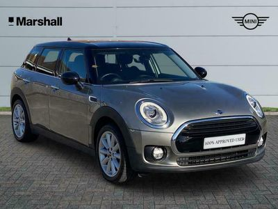 used Mini Cooper Clubman 1.5 6dr Auto Estate 2017