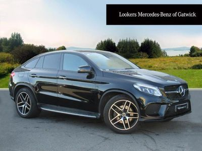 used Mercedes GLE350 GLE COUPE4Matic Amg Night Ed Prem + 5Dr 9G-Tronic Gle diesel coupe