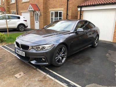 used BMW 428 Gran Coupé 4 Series Gran Coupe 2.0 i M Sport (s/s) 5dr