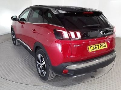 used Peugeot 3008 SUV GT Line 1.6 e-THP 165 S&S EAT6 auto 5d