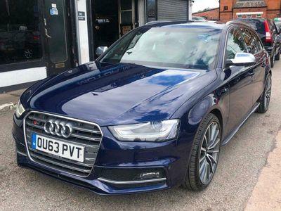 used Audi S4 -