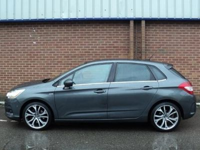 used Citroën C4 Hatchback 2.0 HDi Exclusive 5d