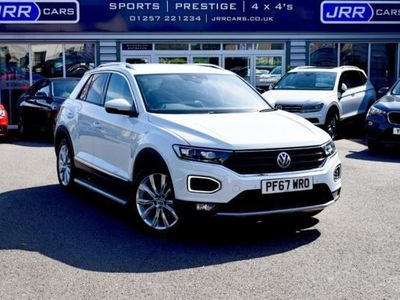 used VW T-Roc SEL TSI 4MOTION DSG