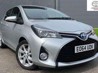 used Toyota Yaris Hybrid 1.5 VVT-i Excel 5-Dr