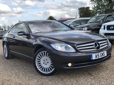 used Mercedes CL500 CL 5.52dr Auto
