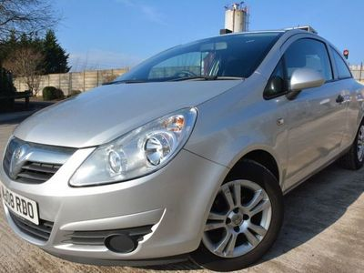 used Vauxhall Corsa 1.2 BREEZE 3d 80 BHP ***IDEAL FIRST CAR***