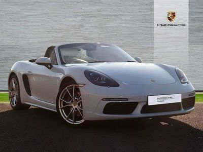 used Porsche Boxster 2.0 2Dr Pdk
