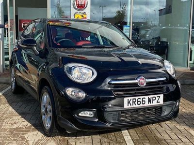 used Fiat 500X 1.4 MultiAir Pop Star (s/s) 5dr