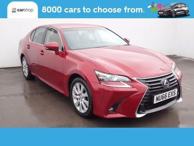 used Lexus GS300h 2.5 Executive Edition 4dr CVT Leather Seats