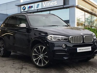 used BMW X5 X5Series 2017