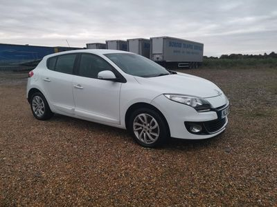used Renault Mégane 1.6 dCi 130 Dynamique TomTom 5dr