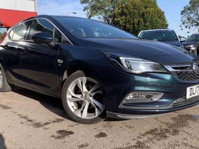 used Vauxhall Astra 1.4T 16V 150 SRi Nav 5dr