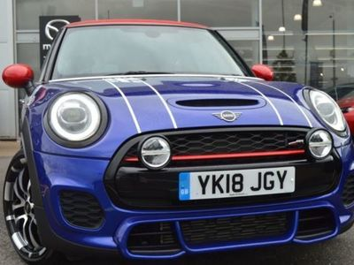 used Mini John Cooper Works Hatchback 2.0II 3dr