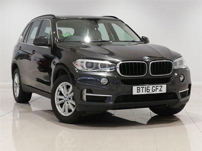 used BMW X5 Xdrive30D Se 5Dr Auto