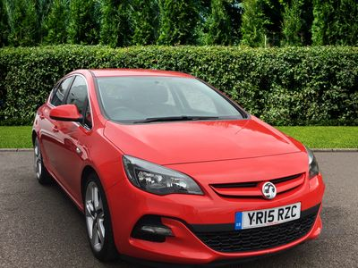 used Vauxhall Astra Limited Edition