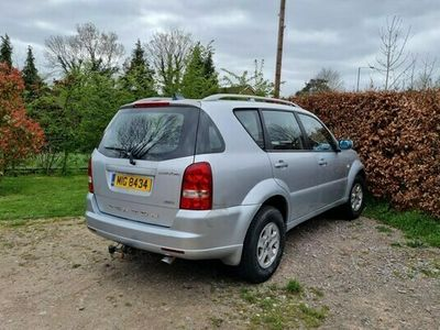 used Ssangyong Rexton (Pr) 270 S 5dr Tip Auto