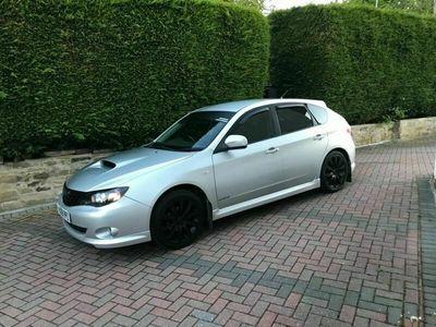 used Subaru Impreza 2.0 RX 5dr