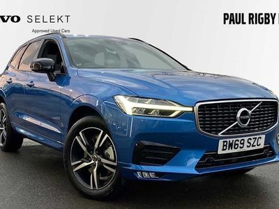 used Volvo XC60 2.0 B4D R Design 5Dr Awd Geartronic