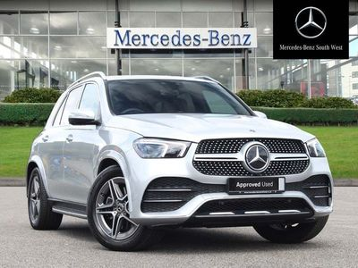 used Mercedes 300 Gle-Class GLEd 4MATIC AMG Line Premium 2.0 5dr