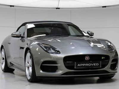 used Jaguar F-Type 5.0 V8 Supercharged (550PS) R AWD 2dr