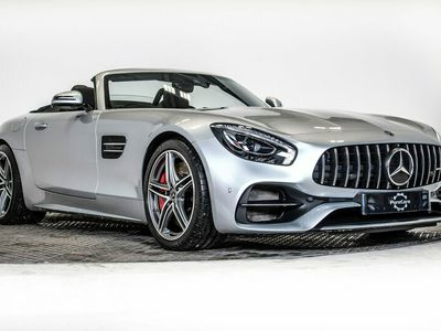 used Mercedes AMG GT C GTAUTO