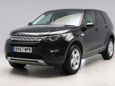 used Land Rover Discovery Sport 2.0 eD4 HSE 5dr 2WD [5 Seat] - LED HEADLIGHTS - LANE DEPARTURE - LEATHER