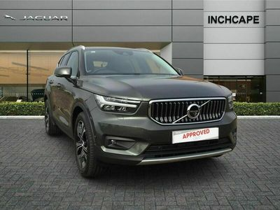 used Volvo XC40 DIESEL ESTATE 2.0 D3 Inscription 5dr Geartronic